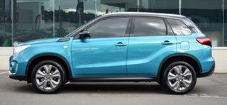 2020 Suzuki Vitara LY Series II 2WD Turquoise 6 Speed Sports Automatic Wagon