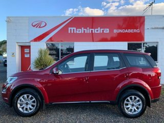 2021 Mahindra XUV500 WE10 (AWD) Crimson Red 6 Speed Automatic Wagon