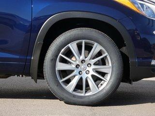 2015 Toyota Kluger GSU55R Grande AWD Blue 6 Speed Sports Automatic Wagon