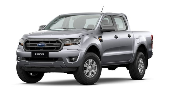 New Ford Ranger PX MkIII 2021.25MY XLS Rutherford, 2021 Ford Ranger PX MkIII 2021.25MY XLS Aluminium 6 Speed Sports Automatic Double Cab Pick Up