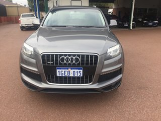 2012 Audi Q7 MY12 3.0 TDI Quattro Grey 8 Speed Automatic Tiptronic Wagon