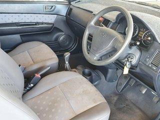 2004 Hyundai Getz TB MY04 GL Black 5 Speed Manual Hatchback.