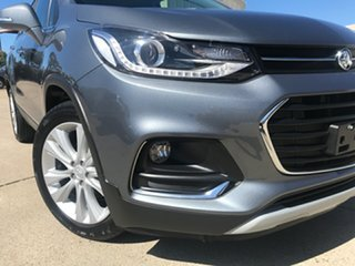 2019 Holden Trax TJ MY19 LTZ Grey 6 Speed Automatic Wagon.