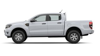 2020 Ford Ranger PX MkIII 2020.75MY XLS White 6 Speed Sports Automatic Double Cab Pick Up.