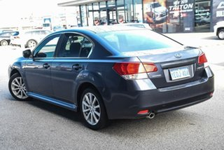 2011 Subaru Liberty B5 MY11 2.5i Lineartronic AWD Grey 6 Speed Constant Variable Sedan.