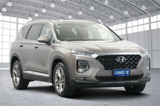 2019 Hyundai Santa Fe TM MY19 Highlander Bronze 8 Speed Sports Automatic Wagon.