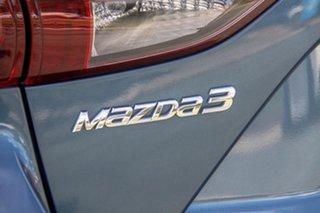 2015 Mazda 3 BM5436 SP25 SKYACTIV-MT Blue 6 Speed Manual Hatchback
