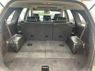 2010 Holden Captiva CG MY10 CX (4x4) Gold 5 Speed Automatic Wagon