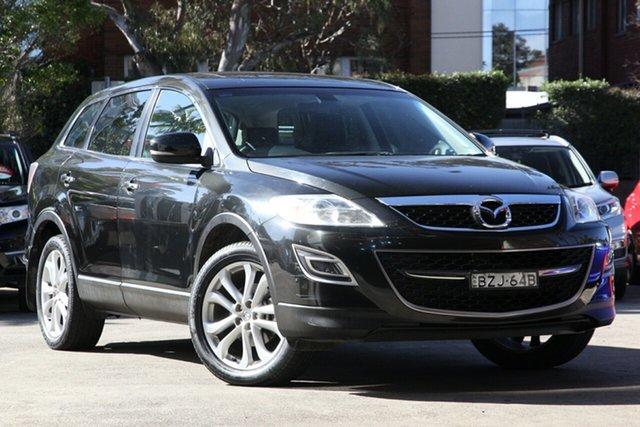 Used Mazda CX-9 10 Upgrade Luxury (FWD), 2011 Mazda CX-9 10 Upgrade Luxury (FWD) Grey 6 Speed Auto Activematic Wagon