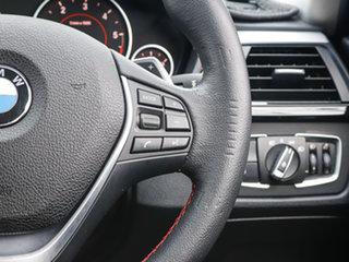2012 BMW 320d F30 Sport Line White 8 Speed Automatic Sedan