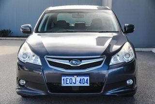 2011 Subaru Liberty B5 MY11 2.5i Lineartronic AWD Grey 6 Speed Constant Variable Sedan