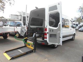 2014 Mercedes-Benz Sprinter 906 MY14 316CDI MWB White 7 Speed Automatic Van.
