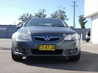 2011 Holden Commodore VE II Omega Grey 6 Speed Sports Automatic Sedan.