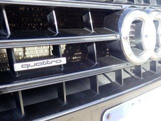 2009 Audi A5 8T MY10 S Tronic Quattro Grey Metallic 7 Speed Sports Automatic Dual Clutch Cabriolet.