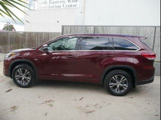 2018 Toyota Kluger GSU50R MY18 GX (4x2) Deep Red 8 Speed Automatic Wagon