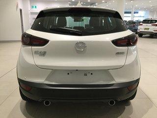 2019 Mazda CX-3 DK4W7A sTouring SKYACTIV-Drive i-ACTIV AWD Snowflake White 6 Speed Sports Automatic