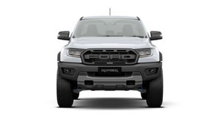 2020 Ford Ranger PX MkIII 2021.25MY Raptor Arctic White 10 Speed Sports Automatic Double Cab Pick Up.