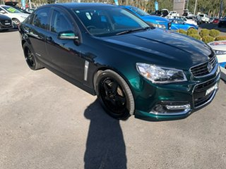 2014 Holden Commodore VF MY14 SS Storm Regal Peacock 6 Speed Sports Automatic Sedan.