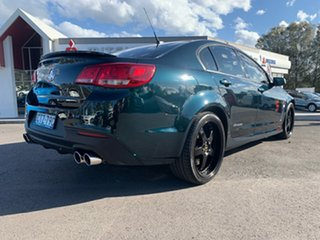 2014 Holden Commodore VF MY14 SS Storm Regal Peacock 6 Speed Sports Automatic Sedan