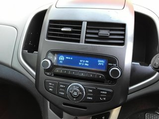 2014 Holden Barina TM MY15 CD Grey 6 Speed Automatic Hatchback