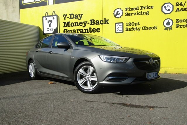 Used Holden Commodore ZB MY18 LT Liftback, 2018 Holden Commodore ZB MY18 LT Liftback Cosmic Grey 9 Speed Sports Automatic Liftback