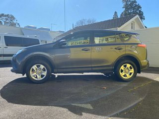 2015 Toyota RAV4 ASA44R MY14 GX AWD Grey 6 Speed Sports Automatic Wagon.