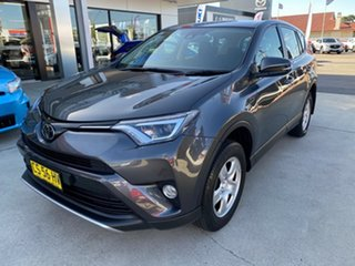 2018 Toyota RAV4 GX Grey Constant Variable Wagon