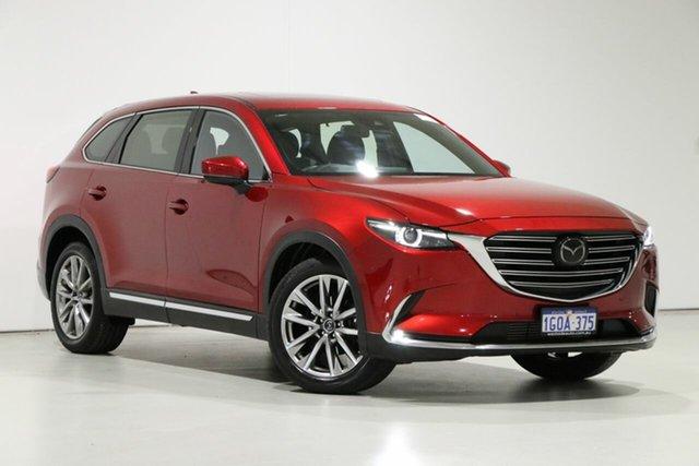 Used Mazda CX-9 MY18 Azami (AWD), 2018 Mazda CX-9 MY18 Azami (AWD) Red 6 Speed Automatic Wagon