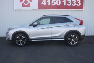 2018 Mitsubishi Eclipse Cross YA MY19 LS 2WD Silver 8 Speed Constant Variable Wagon