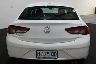 2018 Holden Commodore ZB MY18 LT Liftback Summit White 9 Speed Sports Automatic Liftback