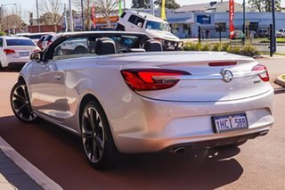 2016 Holden Cascada CJ MY16 Silver 6 Speed Sports Automatic Convertible.