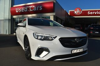 2019 Holden Commodore ZB MY19.5 RS Sportwagon White 9 Speed Sports Automatic Wagon.