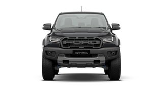 2020 Ford Ranger PX MkIII 2021.25MY Raptor Shadow Black 10 Speed Sports Automatic Double Cab Pick Up