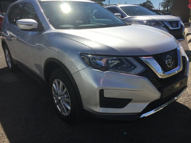 New Nissan X-Trail T32 Series III MY20 ST X-tronic 2WD, 2020 Nissan X-Trail T32 Series III MY20 ST X-tronic 2WD Silver 7 Speed Constant Variable Wagon