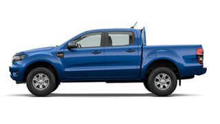 2021 Ford Ranger PX MkIII 2021.25MY XLS Blue 6 Speed Sports Automatic Double Cab Pick Up.