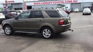 2011 Ford Territory SY MkII TS AWD Brown 6 Speed Sports Automatic Wagon