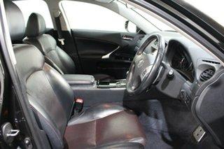 2013 Lexus IS GSE20R MY13 IS250 X Black 6 Speed Sports Automatic Sedan