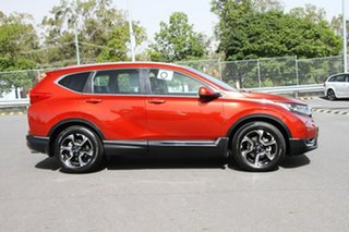 2018 Honda CR-V RW MY19 VTi-L FWD Red 1 Speed Constant Variable Wagon