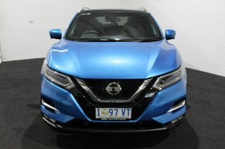 2019 Nissan Qashqai J11 Series 2 Ti X-tronic Blue 1 Speed Constant Variable Wagon