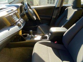 2015 Toyota RAV4 ASA44R GX AWD Silver 6 Speed Sports Automatic Wagon