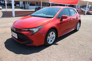 2018 Toyota Corolla Mzea12R Ascent Sport Volcanic Red 10 Speed Automatic Hatchback.