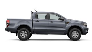 2020 Ford Ranger PX MkIII 2020.75MY XLS Meteor Grey 6 Speed Manual Double Cab Pick Up