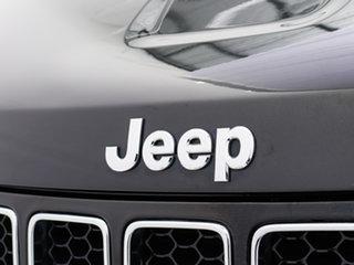 2017 Jeep Grand Cherokee WK MY17 Overland (4x4) Black 8 Speed Automatic Wagon