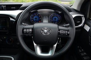Toyota Hilux Mid Spec Black Manual