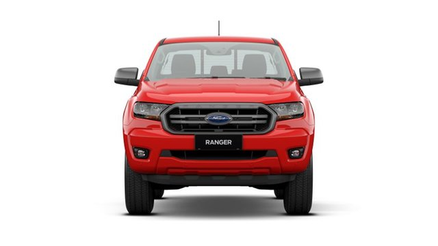 New Ford Ranger PX MkIII 2020.75MY XLS, 2020 Ford Ranger PX MkIII 2020.75MY XLS Red 6 Speed Sports Automatic Double Cab Pick Up