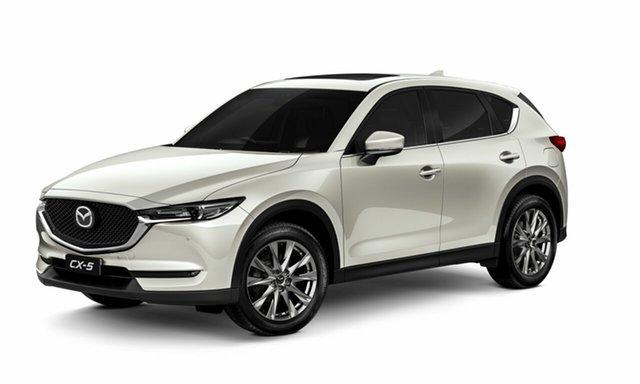 New Mazda CX-5 KF4WLA 100th Anniversary SKYACTIV-Drive i-ACTIV AWD Toowoomba, 2020 Mazda CX-5 KF4WLA 100th Anniversary SKYACTIV-Drive i-ACTIV AWD 6 Speed Sports Automatic Wagon