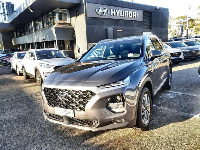 Demo Hyundai Santa Fe  , Tm.2 Active X 2.2d Auto 8spd 7s Awd Wag