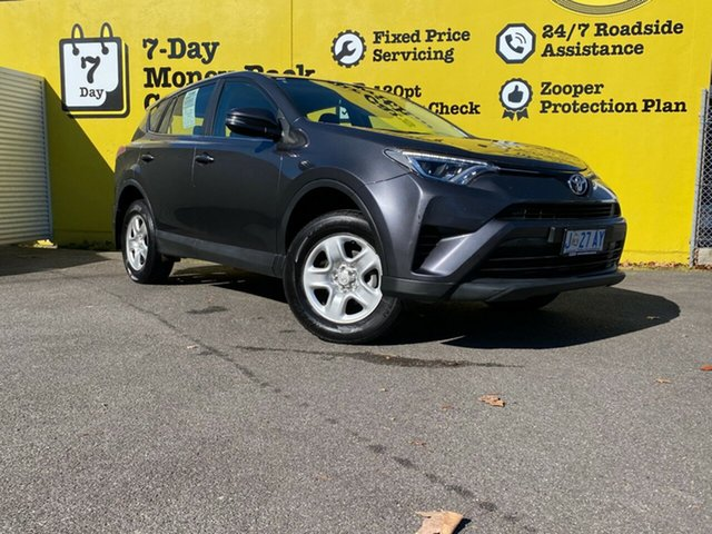 Used Toyota RAV4 ASA44R MY14 GX AWD, 2015 Toyota RAV4 ASA44R MY14 GX AWD Grey 6 Speed Sports Automatic Wagon