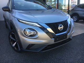2020 Nissan Juke F16 ST-L DCT 2WD Silver 7 Speed Sports Automatic Dual Clutch Hatchback.