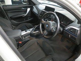 2017 BMW 1 Series F20 LCI 125i M Sport White 8 Speed Sports Automatic Hatchback